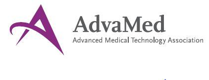 AdvaMed Logo