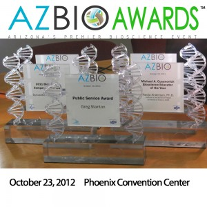 AZBio Awards 2012