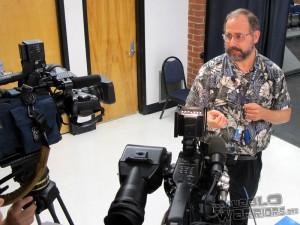 Dr. Andrew Lettes, Pueblo Magnate High School, Tucson Arizona