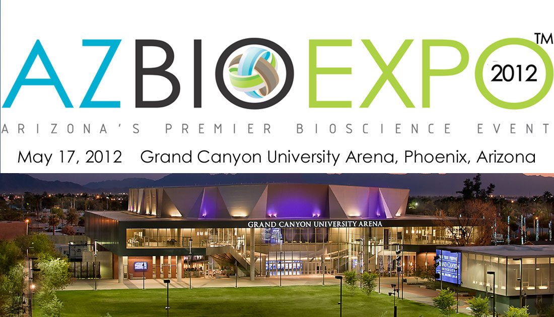 AZBio Expo 2012, May 17, 2012 at Grand Canyon Arena