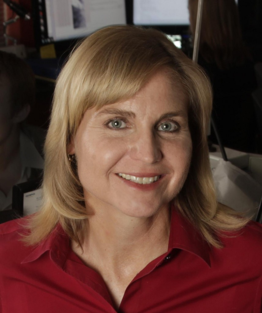 Jennifer Kehlet Barton, Ph.D., 2012 Michael A. Cusanovich Bioscience Educator of the Year