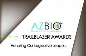AZBio Trailblazer Logo