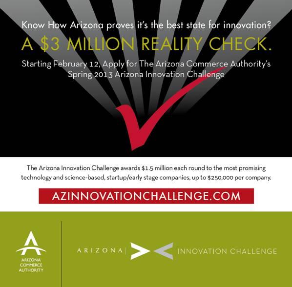ACA Innovation Challenge Spring 2013