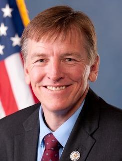 Arizona Congressman Paul Gosar, DDS
