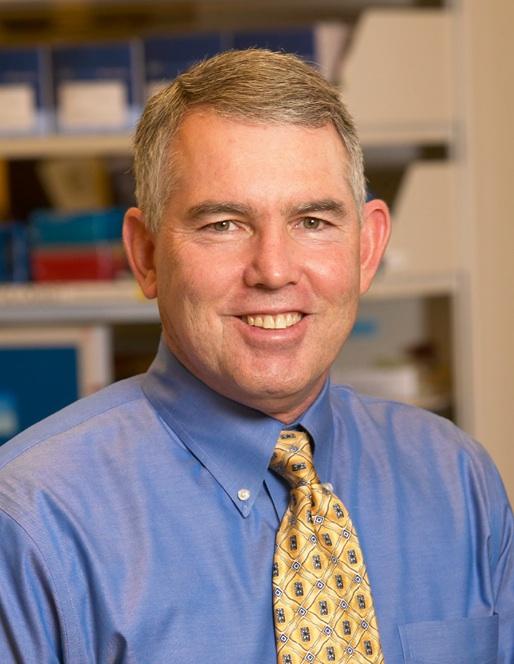 Dr. Jeffrey Trent of TGen