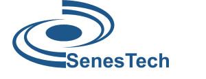 Senestech Blue logo
