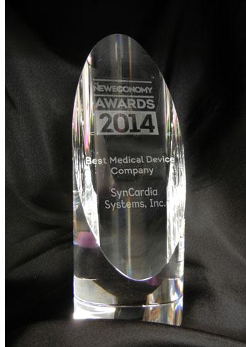 Syncardia award 2014