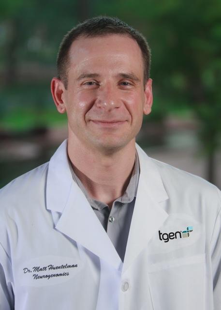 Dr Matt Huentelman