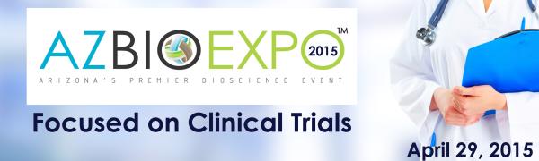 AZBio Expo 2015 Header
