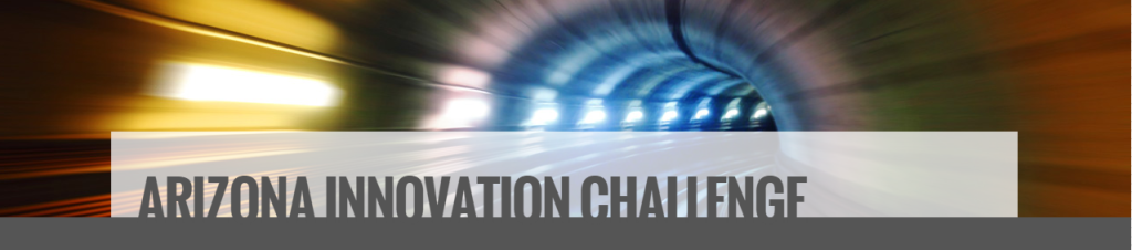 Arizona innovation challenge 2015