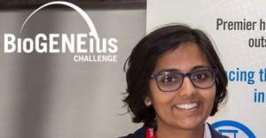Anvita Gupta BioGENEius