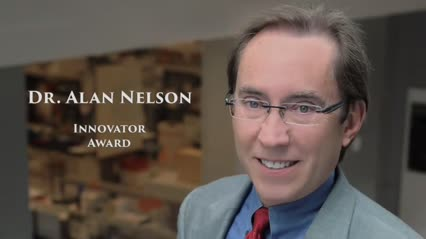 Alan Nelson Healthcare Hero Innovator Award