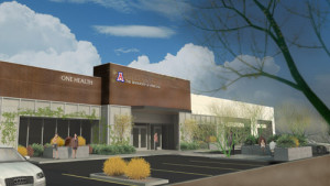 Oro Valley_ONE HEALTH MAIN ENTRANCE