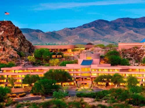 Phoenix Marriottt Tempe Buttes