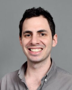 Jordan Yaron is a postdoctoral research associate in the Biodesign Virginia G. Piper Center for Personalized Diagnostics.