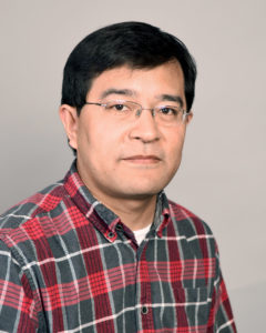 Liqiang Zhang is a research scientist in the  Biodesign Virginia G. Piper Center for Personalized Diagnostics.