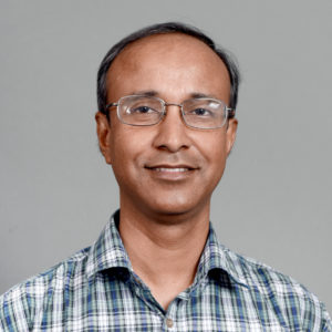 Masmudur Rahman, an associate research professor in the Biodesign Center for Immunotherapy, Vaccines and Virotherapy