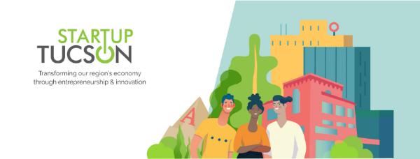 Startup Tucson logo linked to startuptucson.com