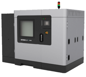 The F900 has the largest build size of any Stratasys FDM system