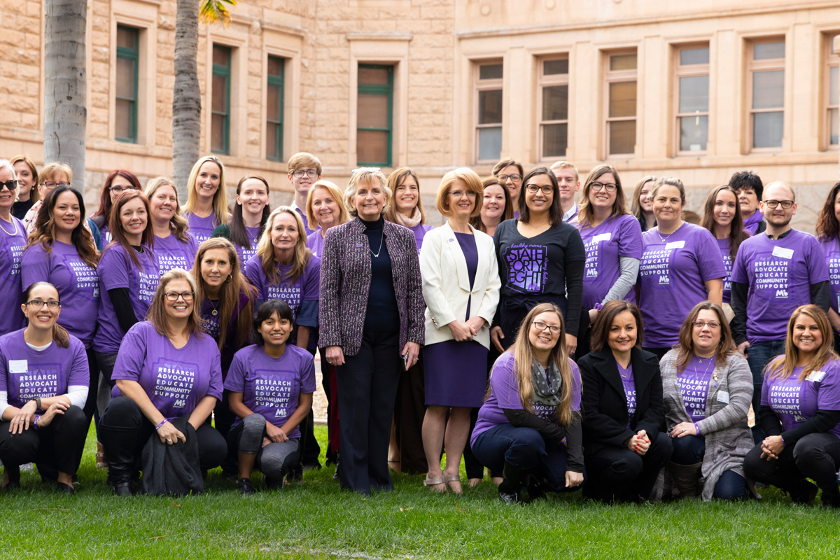 March of Dimes at the Arizona Capitol