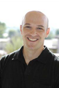 David Sbarra (Image courtesy of The University of Arizona)
