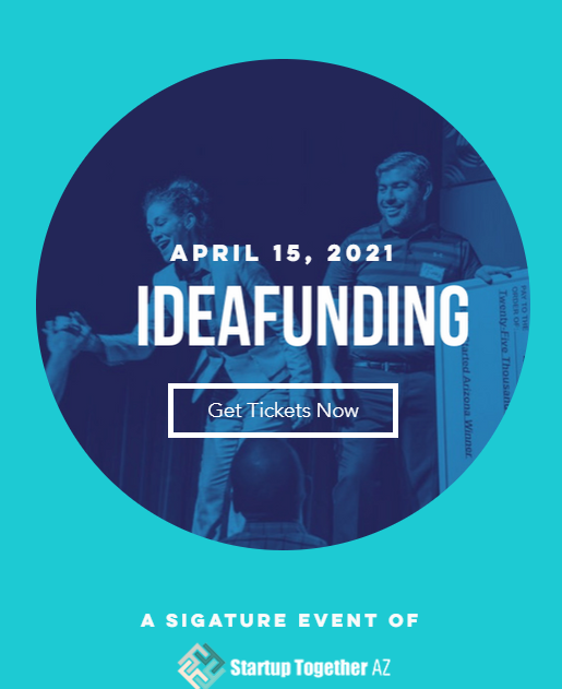 IDEAFUNDING 2021 - Get Tickets