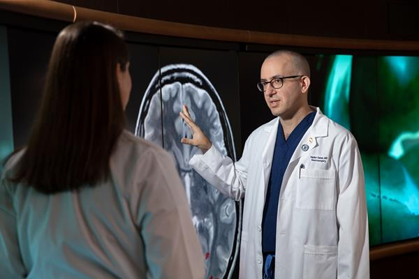 Nader Sanai Ivy Brain Tumor Center