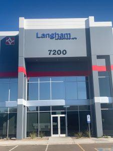 Langham Logistics Phoenix Exterior