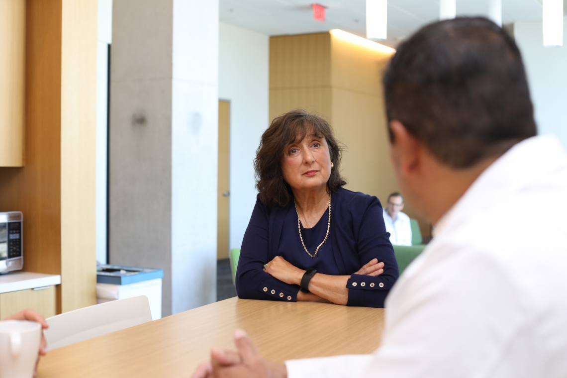 Roberta Diaz Brinton (Photo courtesy of Tech Launch Arizona and NeuTherapeutics)